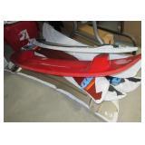 (7) Chevy Cobalt Spoiler of various designs.