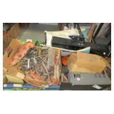 Drill bits, taps, pens, pencils, circuit boards,