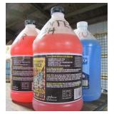 4 Gallons of Winter Wash windshield washer