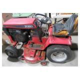 Tor Wheel Horse 312-8 Speed lawn mower. Note: