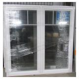Brand new Jeld-Wen dual pane window. Measures