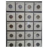 (20) 1937 Buffalo Nickels.