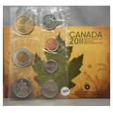 2011 Canada PL set.