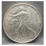 2011 Pristine American silver oz Eagle.
