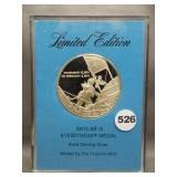 Limited Edition solid Sterling silver Skylab III