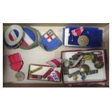 Vintage war memorabilia including approx. (10)