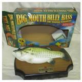 Big Mouth Billy Bass singing fish in original