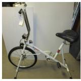 XC2000 exercise bike.