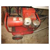 Magnictron 10HP 3600RPM generator with Briggs &