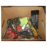 Drive pin punches, hex screwdrivers, machinist