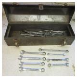Craftsman portable metal took box with 20+