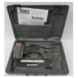 Senco model SLP20 18 Gauge air driven nailer.