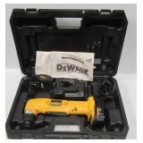 Dewalt 18 volt cordless right angle drill/driver
