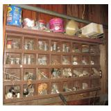 Large variety of contents including fittings,