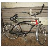 Vintage Schwinn Cruiser Classic Bike.