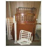 (2) Baby cribs including small infant and full