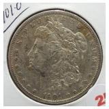 1901-O Morgan Silver Dollar.