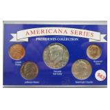 Americana Series Presidents Collection. Note: All