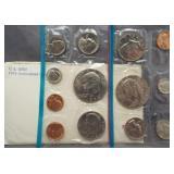 1974 U.S. UNC Mint Coin Set.