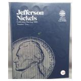 Complete Jefferson Nickel Album 1962-1993-D. (65)