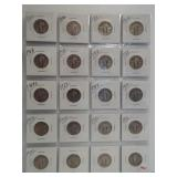 (20) Standing Liberty Silver Quarters. Dates: