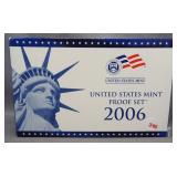 2006 US Proof set.