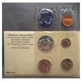 1965 Special Mint set.