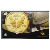 Code Talkers Coin and Currency set.