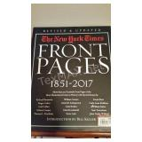 The New York Times Front Pages Book