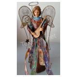Metal Angel Figurine