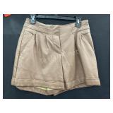 Lauren Conrad Faux Leather Shorts