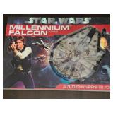 Star Wars Millennium Falcon: A 3-D Owners Guide