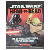 Star Wars: Head to Head Book