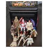 Star Wars Tin & Figurines