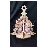 Handmade Wood Christmas Tree