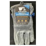 1-Pair of Wells Lamont Cowhide Gloves
