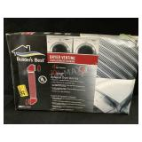 Builders Best Universal Dryer Vent Kit