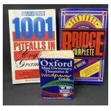 Mini Dictionary and English Grammar Books