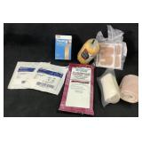 First Aid Items