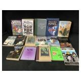 Lot of 16 Assorted Books