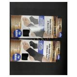 (2) Copper Comfort Compression Brace for Ankles