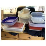 Collection of Kitchen Storage Containers