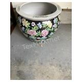 Decorative Outdoor Pot