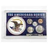 The Americana Series - The 1964 US Silver Coin