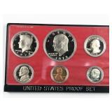 1978 S mint proof set - no sales tax