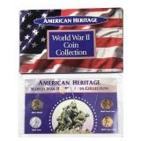 American Heritage World War II Coin Collection: