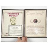 Constantine the Great ancient coin