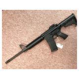 Ruger AR-556 5.56ca tactical rifle, adjustable