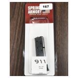 NEW Springfield Armory 911 PG6807 7rd magazine
