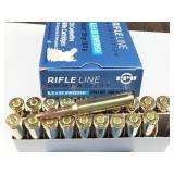 6.5x55mm Swedish, box of 20rds RifleLine, 139gr,